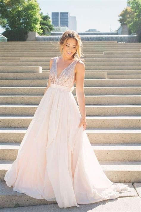 Say Yes to the (Pink) Dress: 14 Blush Wedding Dresses via