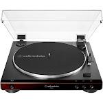 Audio-Technica - Stereo Turntable - Brown/Black