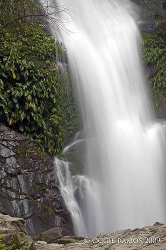 Nueva Vizcaya Imugan Falls Beautiful Cascade