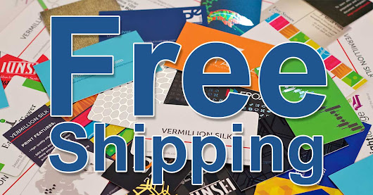 Free Shipping on Business Cards* | PostcardsRUs