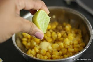 Corn chaat 5