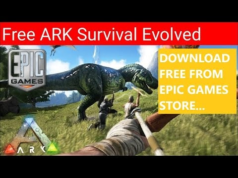 ark survival evolved free epic games ark free download   tech amaze - games for pc