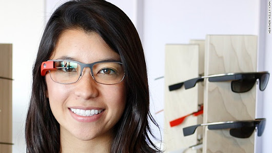 Google Glass adds style, prescription lenses