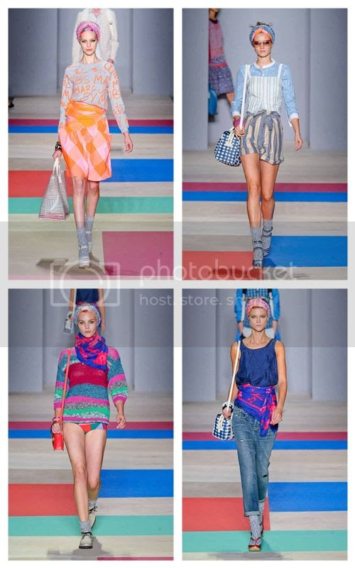 Marc by Marc Jacobs Spring 2013: New York Fashion Week
