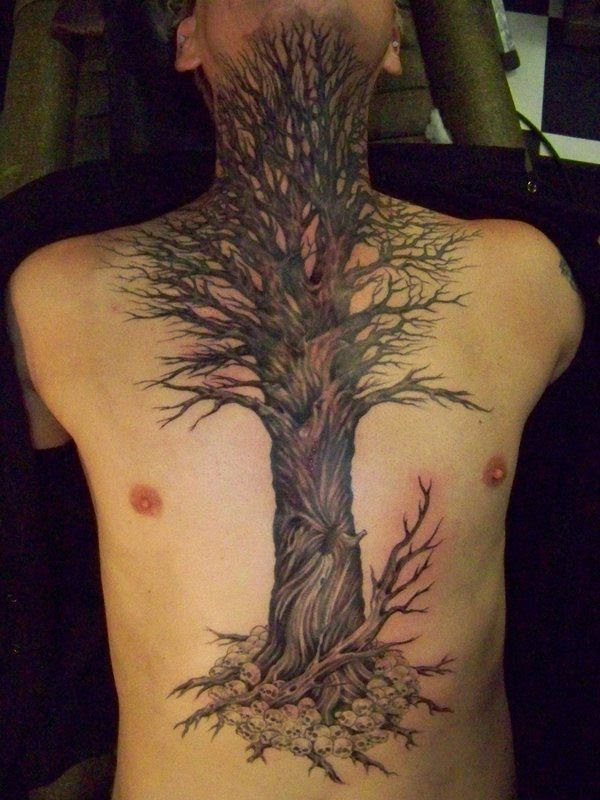 45 Tree Tattoos That Will Grow Your Inspiration