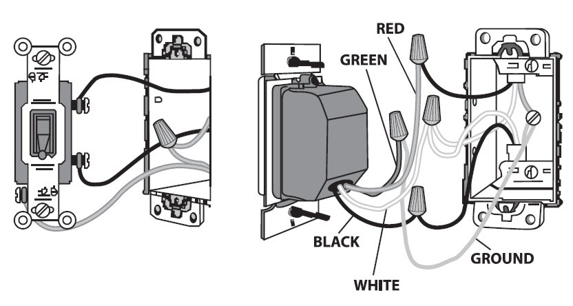 Lutron 3 Way Dimmer Switch Wiring Diagram - Wiring Site ResourceWiring Site Resource