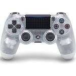 Sony Playstation 4 Dualshock 4 Wireless Controller - Crystal