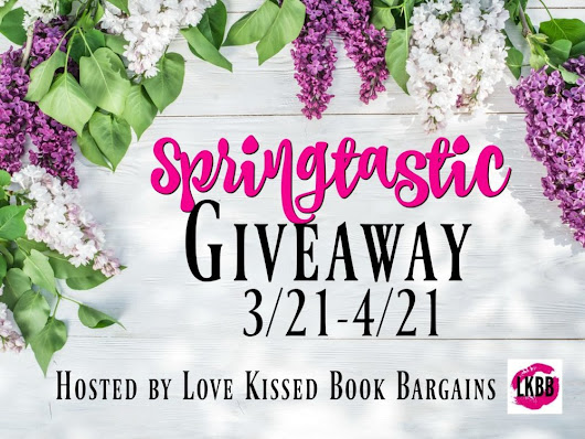 Win $1500 in Amazon GC With This Springtastic Giveaway!
