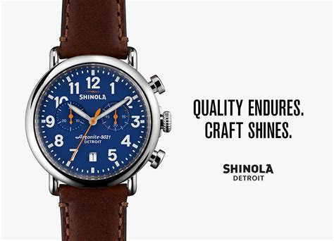 Shinola Watches   Azzi Jewelers ? Lansing, MI