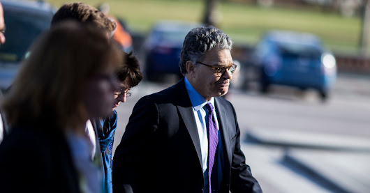 Opinion | I'm Not Convinced Franken Should Quit