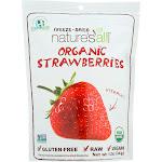 Natierra - Organic Raw Fruit Bar; Strawberry, 12 x 1.2 OZ
