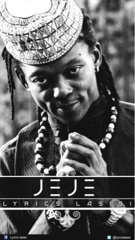 VIDEO PREMIERE: Lyrics Lasisi @lyricslasisi - Je Je @SSMGPromotions |