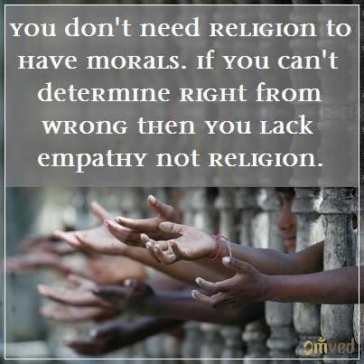 Morality Empathy Quotes