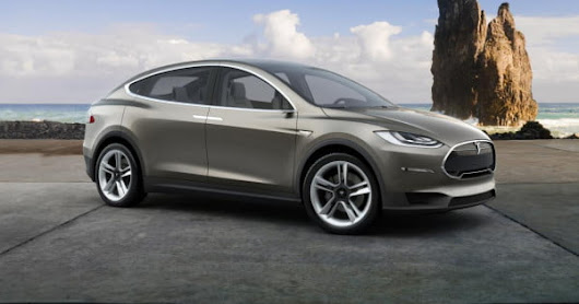 Tesla announces Model X performance range. And yes, those Falcon Wing Doors are staying