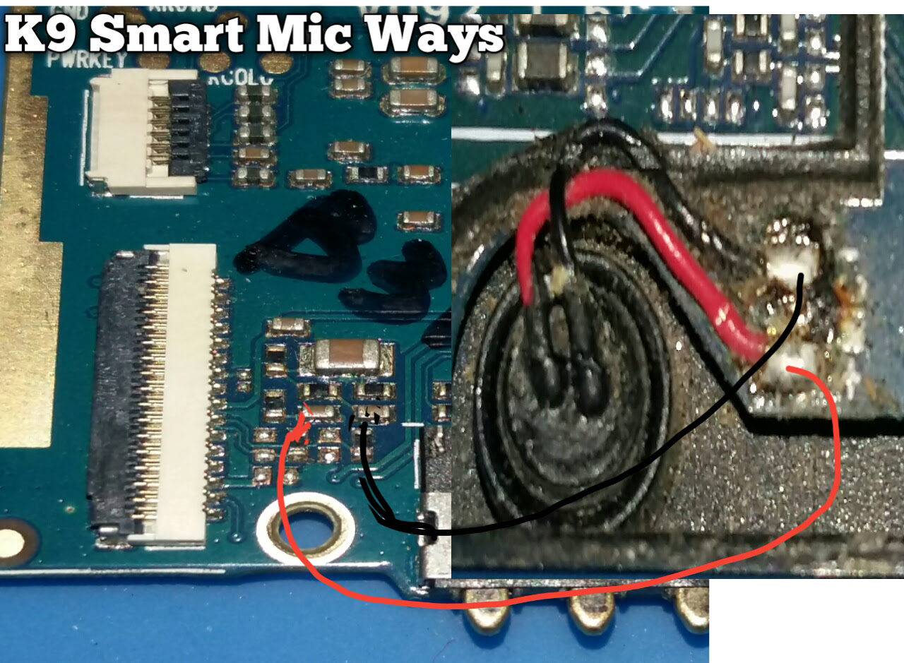 Karbonn K9 Smart Mic Problem Jumper Solution Ways Microphone Not Working
