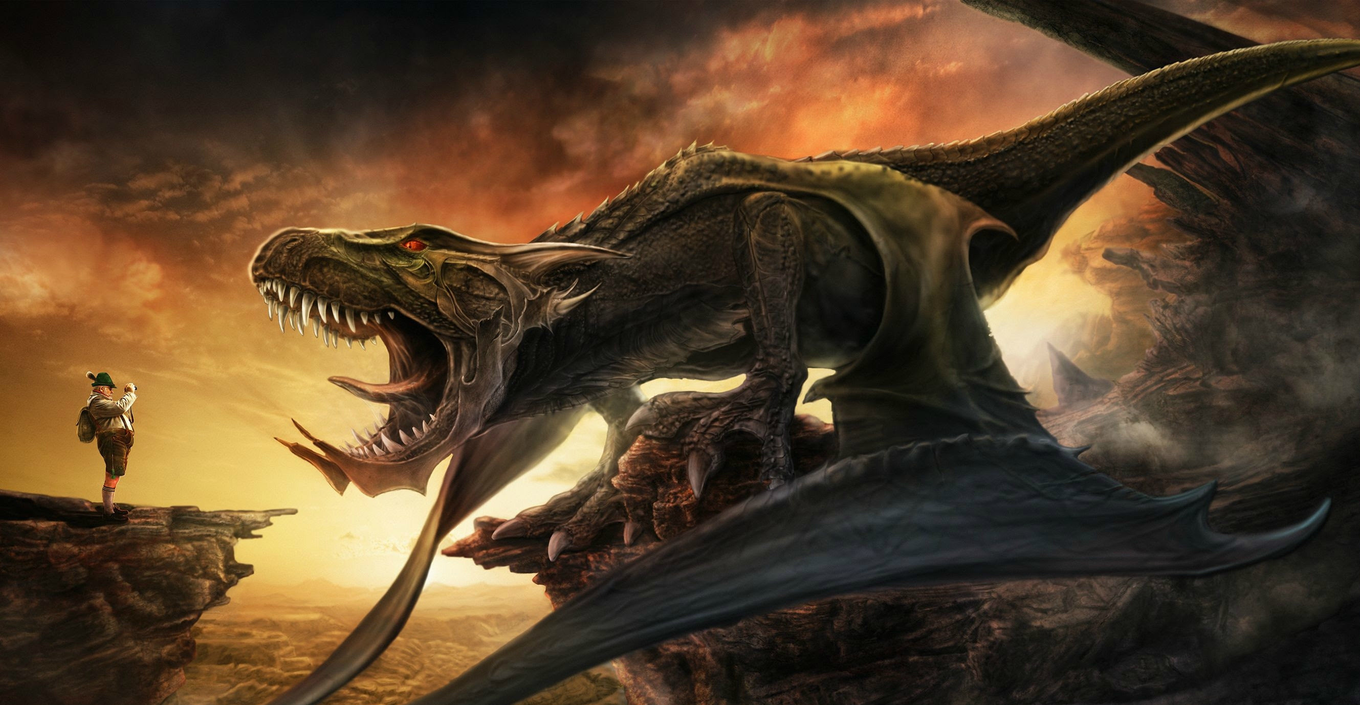 Cool Dinosaur Wallpaper (54+ images)
