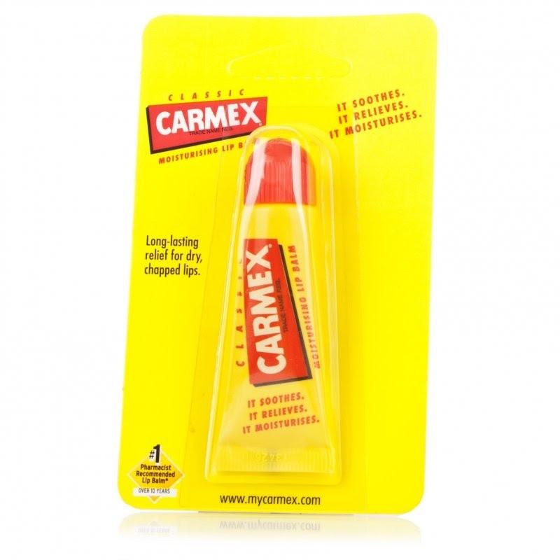 Classic Carmex Moisturising Lip Balm   Chemist Direct