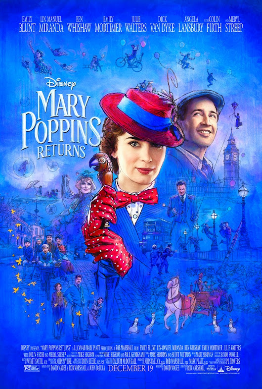 GASP! New Mary Poppins Returns Trailer - Finding Debra