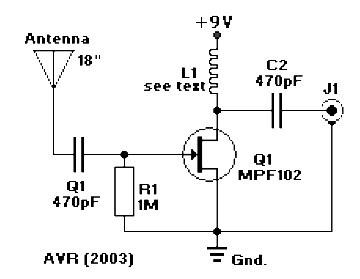 9 [pdf] CIRCUIT DIAGRAM OF YAGI ANTENNA PRINTABLE HD