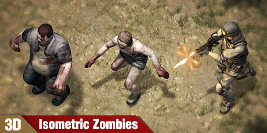 Free Isometric Sprites SWAT vs Zombies - RetroStyle Games