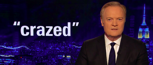 Lawrence O'Donnell Claims Donald Trump Showed Him Mercy 'Because I'm White'