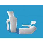 Carex Health Brands P70600 Female Urinal