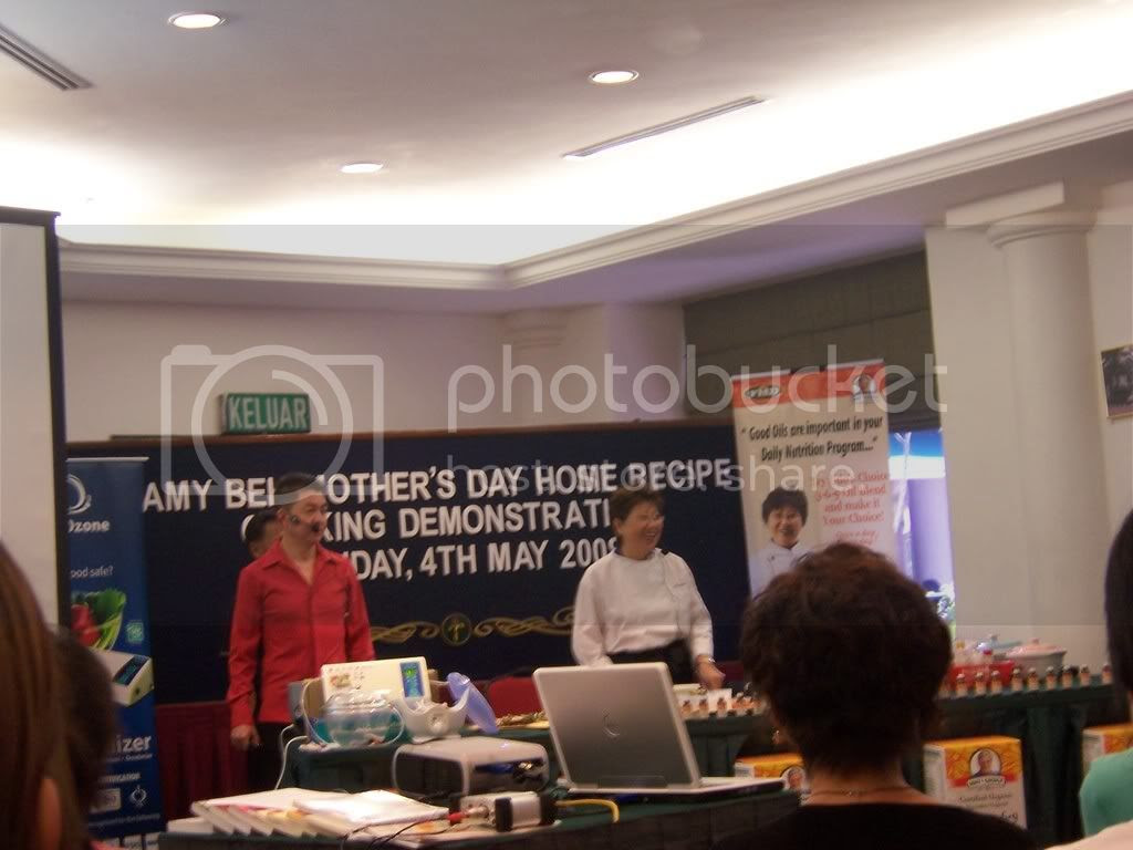 Amy Beh Cooking Demo