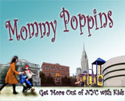 Mommy Poppins logo