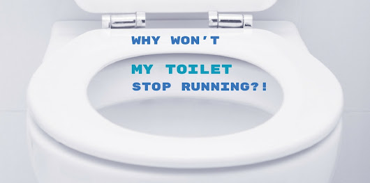 Why Won't My Toilet Stop Running? | Mike Diamond