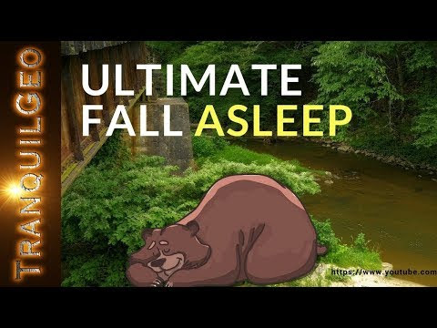 Ultimate Three Hour Fall Asleep Video - Slow Dimmer - Stay Asleep (Tranq...