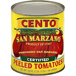 Cento San Marzano Tomatoes, Peeled - 3 pack, 28 oz cans