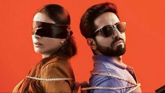 Andhadhun – A film that will amaze you