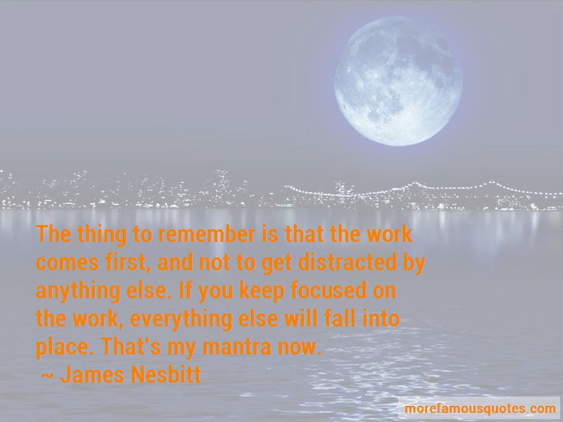 Everything Else Will Fall Into Place Quotes Top 6 Quotes About