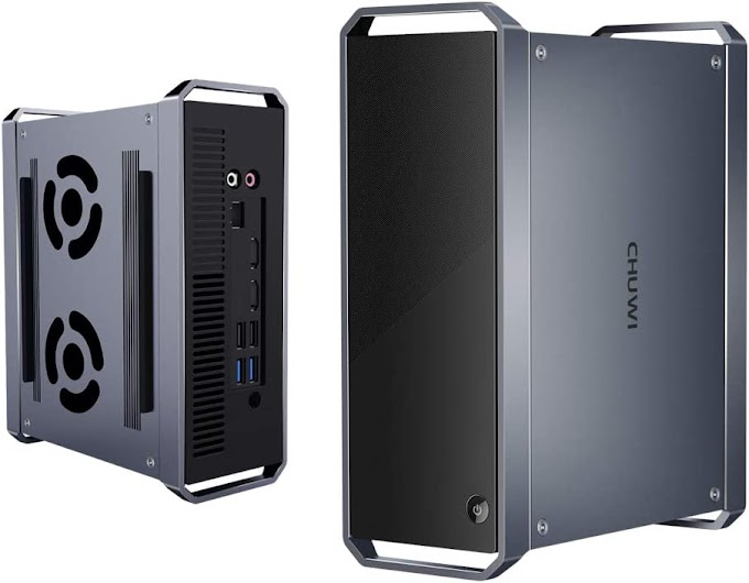 Chuwi corebox pro, a powerful pc in mini tower format and small size