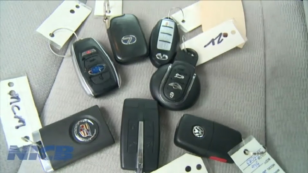 national insurance crime bureau phone number - Crime experts reveal mystery device that opens, starts vehicles WOAI