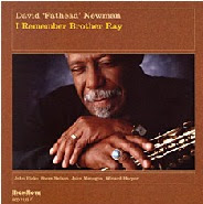 David 'Fathead' Newman – 'I Remember Brother Ray'