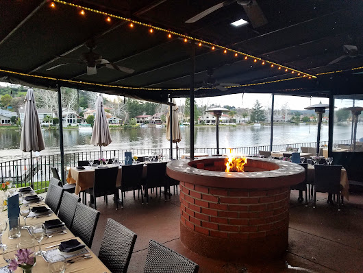 Host Your Function On The Lake at Zin Bistro