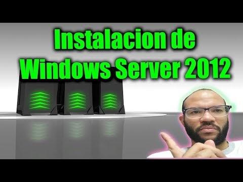 Descargar Windows Server 2012 r2 64bit