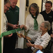 Retired Chaplain Fronk Honored with Surprise Room Dedication – Stetson Today