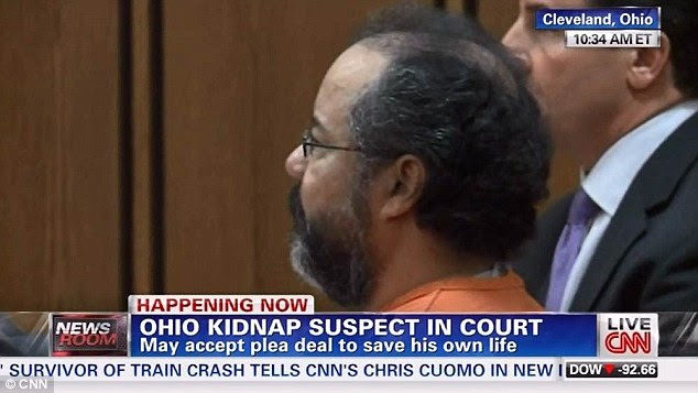 Under the offer, Castro, 53, would spend the rest of his life behind bars plus 1,000 years, without the possibility of parole,