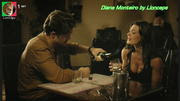 Diana Monteiro sensual no filme Virados do Avesso