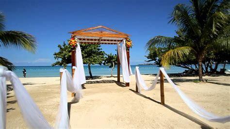 Couples Negril Beach Wedding   YouTube