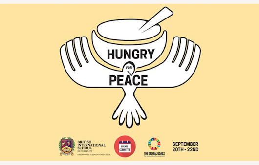 Hungry For Peace Week 2017 | Global Goals | BIS HCMC