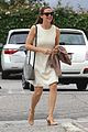 jennifer garner is all smiles while spending mothers day with her kids 01