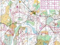 Maps from Rånässtafetten