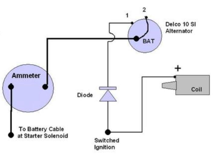 Diagram  Massey Ferguson 240 Alternator Wiring Diagram