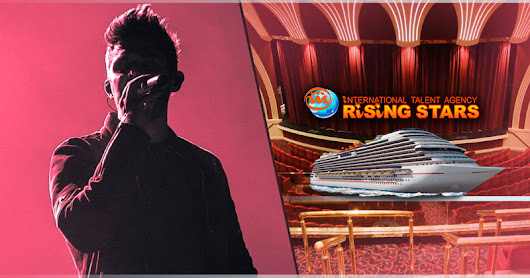 Jobs for Male Singers to work on Cruise Ship