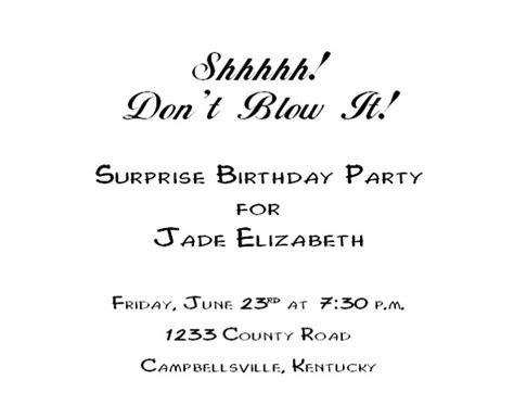 Free Printable Birthday Invitations 2