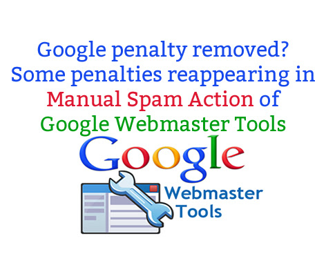 Google Penalties Reappearing In Manual Spam Action of Webmaster Tools - The SEM Post