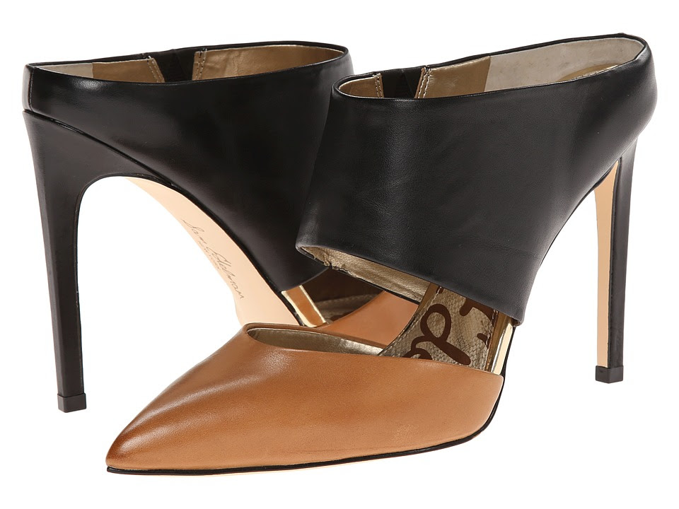 Sam Edelman - Monroe (Camel Black) High Heels